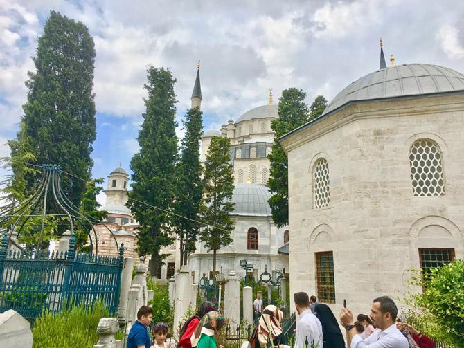 Fatih Camii Hakkında Bilgiler