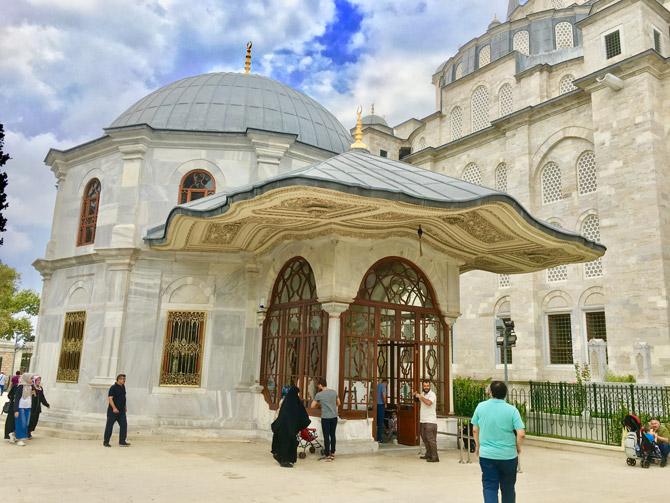 Fatih Camii Hakkında Bilgi