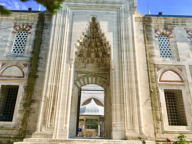 Şehzade Camii Hakkında Bilgi
