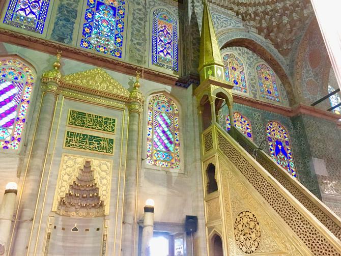 Sultan Ahmet Camii Hakkında Bilgi