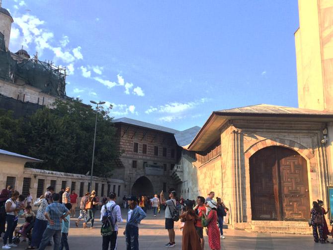 Eminönü Yeni Camii Tarihi