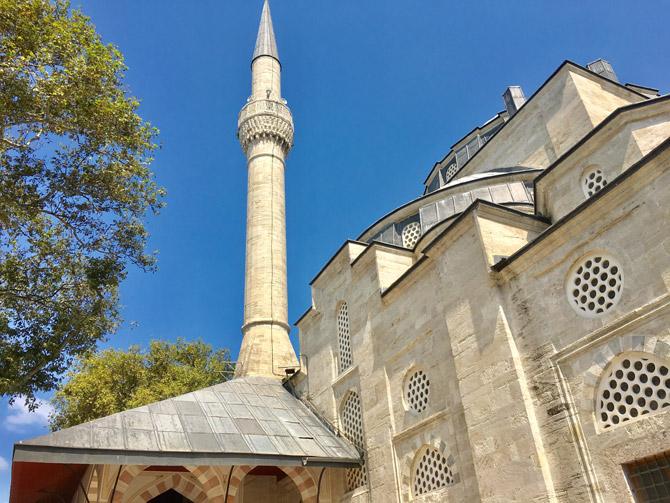Üsküdar Mihrimah Sultan Camii nerede