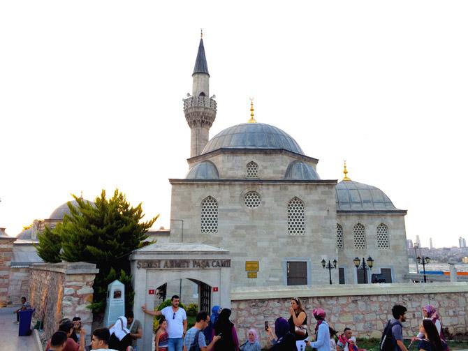 Şemsi Paşa Camii(Kuşkonmaz Camii) Hakkında Bilgi