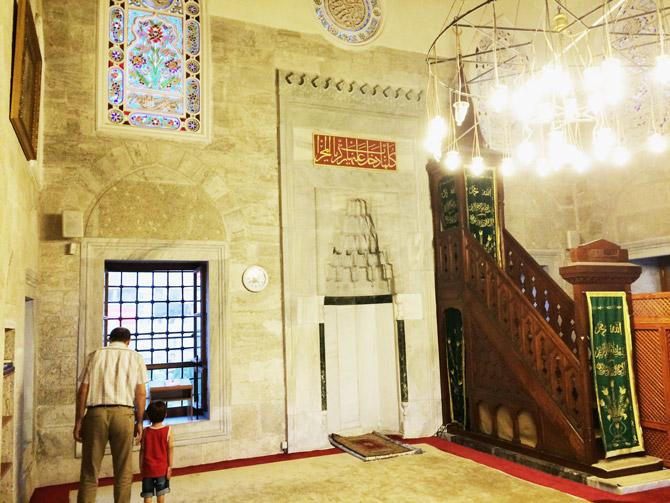 Şemsi Paşa Camii (Kuşkonmaz Camii) Hakkında bilgi