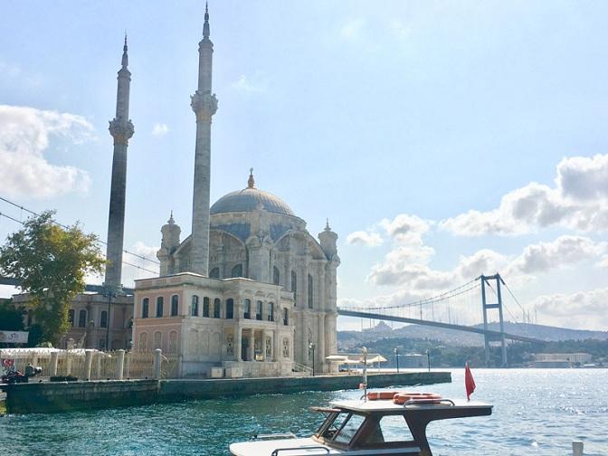 Ortaköy Camii Mimarı
