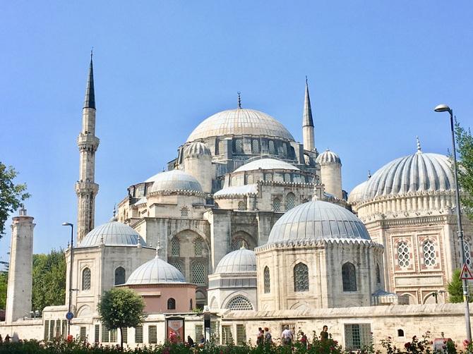 Şehzade Camii Nerede