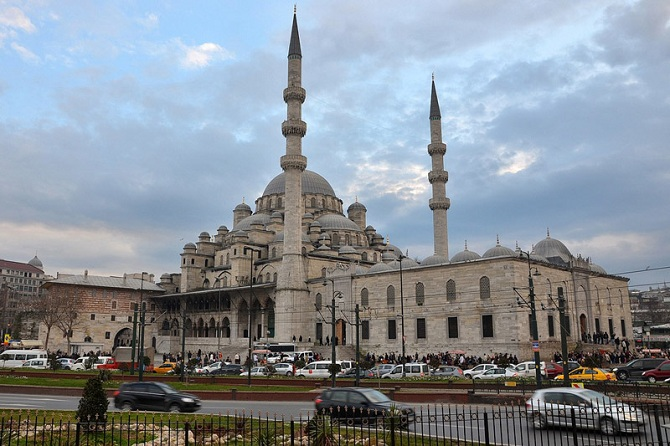 İstanbul'daki Tarihi Camiler Hakkında Bilgi