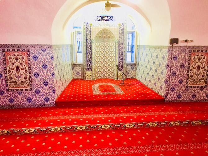 Yeraltı Camii Nerede