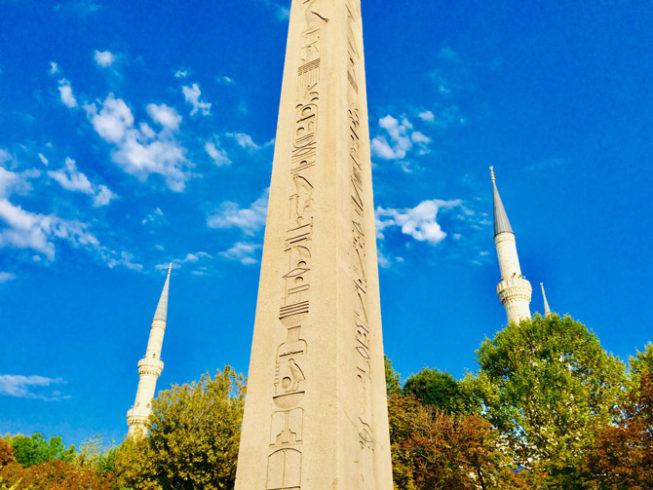 Sultanahmet Dikilitaş nerede