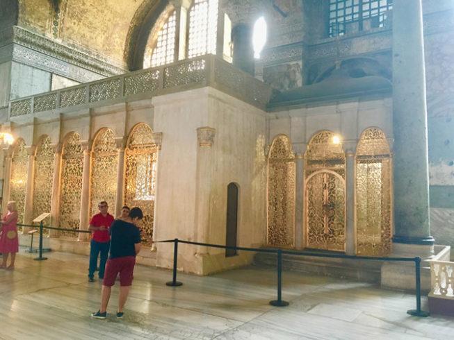 Ayasofya Müzesi Eserleri