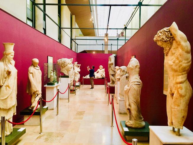 İstanbul Arkeoloji Müzesi Nerede
